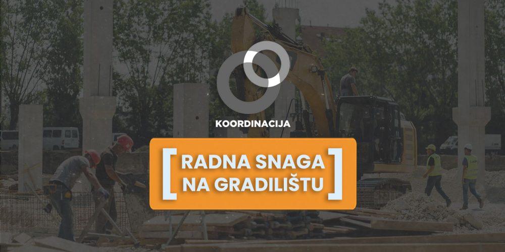 Emisija 5: Radna snaga na gradilištu